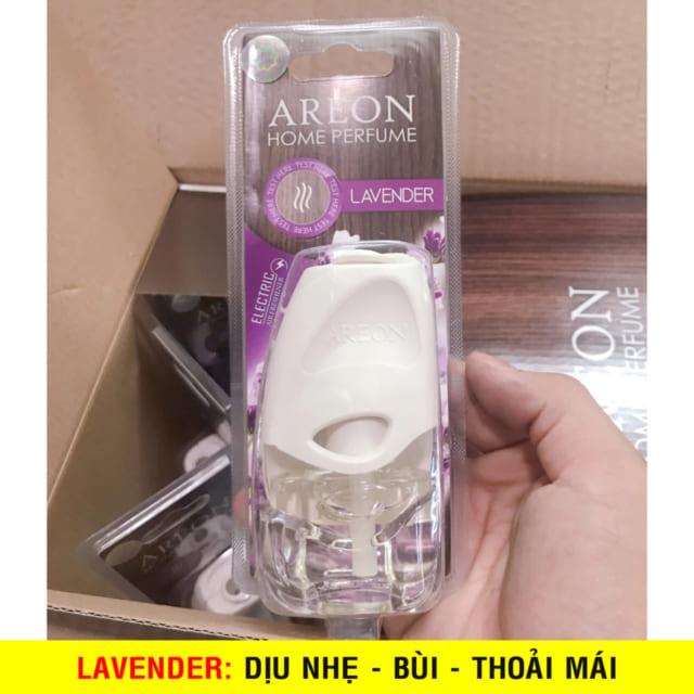 Tinh dầu cắm ổ điện hương Lavender